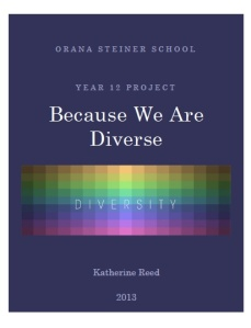 Because We Are Diverse Title